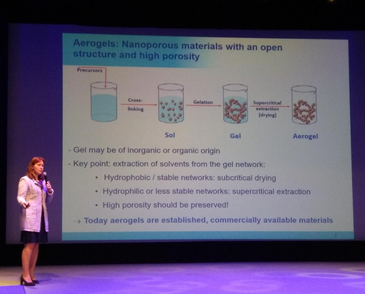 12th International Symposium on Supercritical Fluids: NanoHybrids